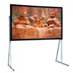 Draper Ultimate Folding Screen HDTV