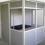 Мобильная кабина переводчика на 2 персоны Polytcab 2100